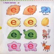 学会英语发音系列3:Ee【Phonics kids】