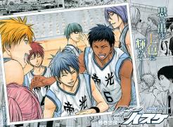 【原版漫画】 《黑子的篮球》第01-30巻  ★1月新番