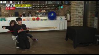 【Running Man】{E229 20150111}-制订情侣比赛 李瑞镇唠叨大爆发-