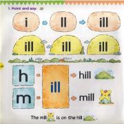 学会英语发音系列3:ill【Phonics kids】