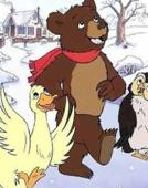 原版动画天才宝贝熊