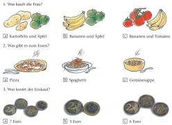 【第一册课后习题】第5课 美食篇