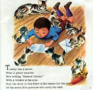 【3】Seven Little Postmen