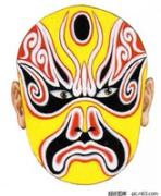 我国的京剧脸谱色彩含义丰富,黑色一般表示?