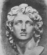 苏格拉底、柏拉图、亚里士多德、亚历山大的师生关系