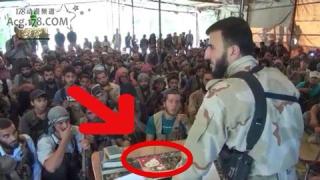 恐怖组织也看动漫?!有消息称ISIS推出吉祥物并非造谣