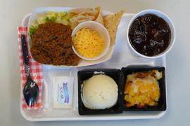 国外学生党午餐吃神马?围观世界各国的校园午餐都长啥样!