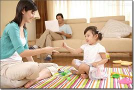 【亲子游戏】5种小游戏,帮助小朋友更健康的成长!