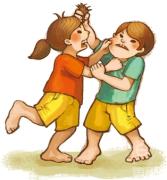 带孩子在外玩耍时,遇到不讲理的小朋友或家长,竟然可以这么做!