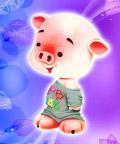 【数学故事】跳远比赛——小花猪10