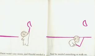 【回味童年 英语原版童书(四)】阿罗有只彩色铅笔