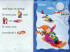 【回味童年 英语原版童书(二十)】大雪球