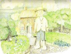 【回味童年 英语原版童书(一)】和甘伯伯去游河