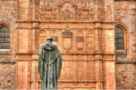 【讲座预告】世界上最适合学西班牙语的地方---萨拉曼卡大学