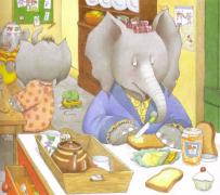 【回味童年 英语原版童书(十四)】让我安静五分钟