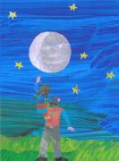【回味童年 英语原版童书(十六)】爸爸,请为我摘月亮