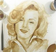 咖啡作画,咖啡和艺术的完美结合!