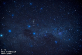 【星空摄影】天空之镜 | 南十字座