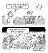 趣谈英国:英国人为何总是谈论天气