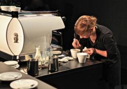 ~~ 咖啡师 Barista  ~~