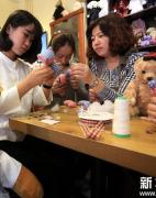 泰迪熊主题咖啡馆惊现大连,速来围观~