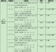 上海SAT暑假班开班介绍