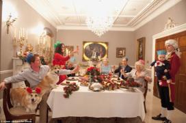 趣谈英国:为什么英国人圣诞节要戴纸帽子?