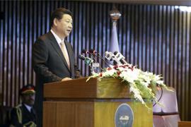 《交传》第0期【中英交传-外交政治】——习近平主席在巴基斯坦会议上的演讲——part 1
