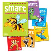 Smart Grammar and Vocabulary 语法词汇 (PDF+MP3 入学儿童适用)
