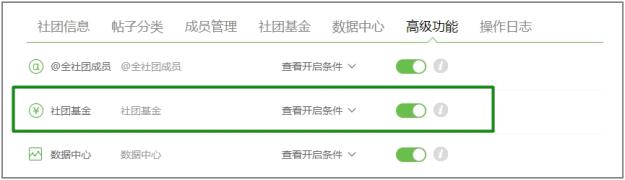 社团基金使(tiao)用(xi)手册,教你四步骤玩转基金!