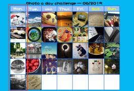 【结果已公布】【photo a day challenge】六月回顾&有奖问答福利环节