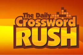【Crossword】填字游戏 No. 1