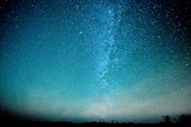 【星空摄影】穹顶之下,有树有梦