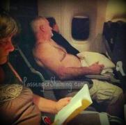 【奇葩文】世界上最不顾他人的飞机乘客