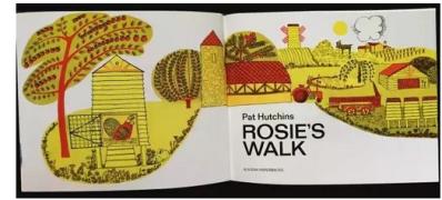 能让孩子笑七次的绘本——Rosie's walk