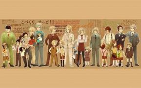 ❤糯米团❤玩转日本—第四十四期【动漫】--黑塔利亚