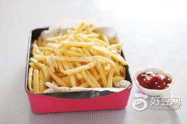 土豆妙用:炸薯条