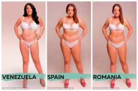 18国审美理念大比拼 你是哪国的美女?