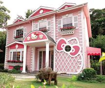 超可爱Kitty别墅 全球首栋