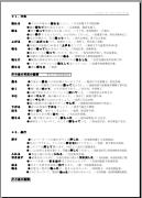 日语常用动词汇总(初中级)[PDF格式]