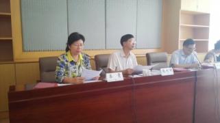 南京市教育局召开阳光体育专项督导员启动大会