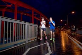 夜跑减肥的8个正确做法
