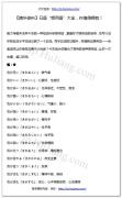 日语惯用语大全[PDF格式]