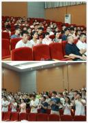 做有为好教师 做有为新青年 ——南京市栖霞区体育学科开展暑期专题培训