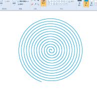 【计算机编程社】如何绘制圆形渐开线