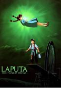 【宫崎骏作品】Laputa: Castle in the Sky天空之城(1986)  高清 英文版