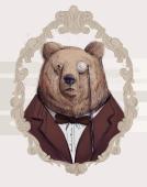 魔都熊陪你修炼《大熊宝典》