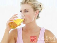 健康饮用蜂蜜水