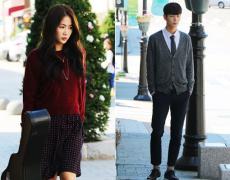 推荐两首最近出的新歌,适合秋天的韩国歌~肩膀/普通恋爱