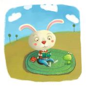 【读一篇再睡】(イソップの寓話)ウサギとカエル(兔子与青蛙)(02)